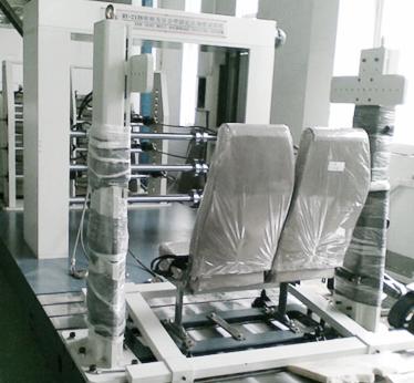 必威体育下载及安全带定点弧度试验机